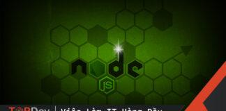 Node.js và Mongodb hướng dẫn kết nối