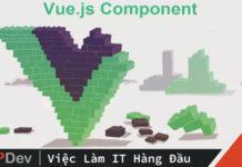 Sự kiện cầu nối trong giao tiếp giữa các Vue.js component