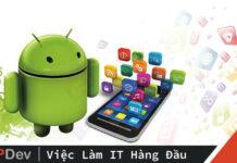 Android Studio: Phần mềm hỗ trợ lập trình ứng dụng Android