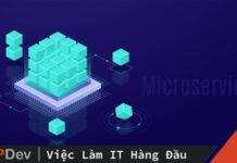 Trong bài viết đầu tiên này, hãy cùng xem xét về bức tranh tổng thể khi xây dựng một ứng dụng Microservices
