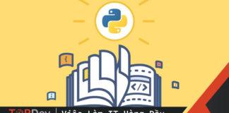 Lệnh if - elif - else trong Python