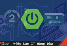 Sử dụng Spring Security trong Spring Boot