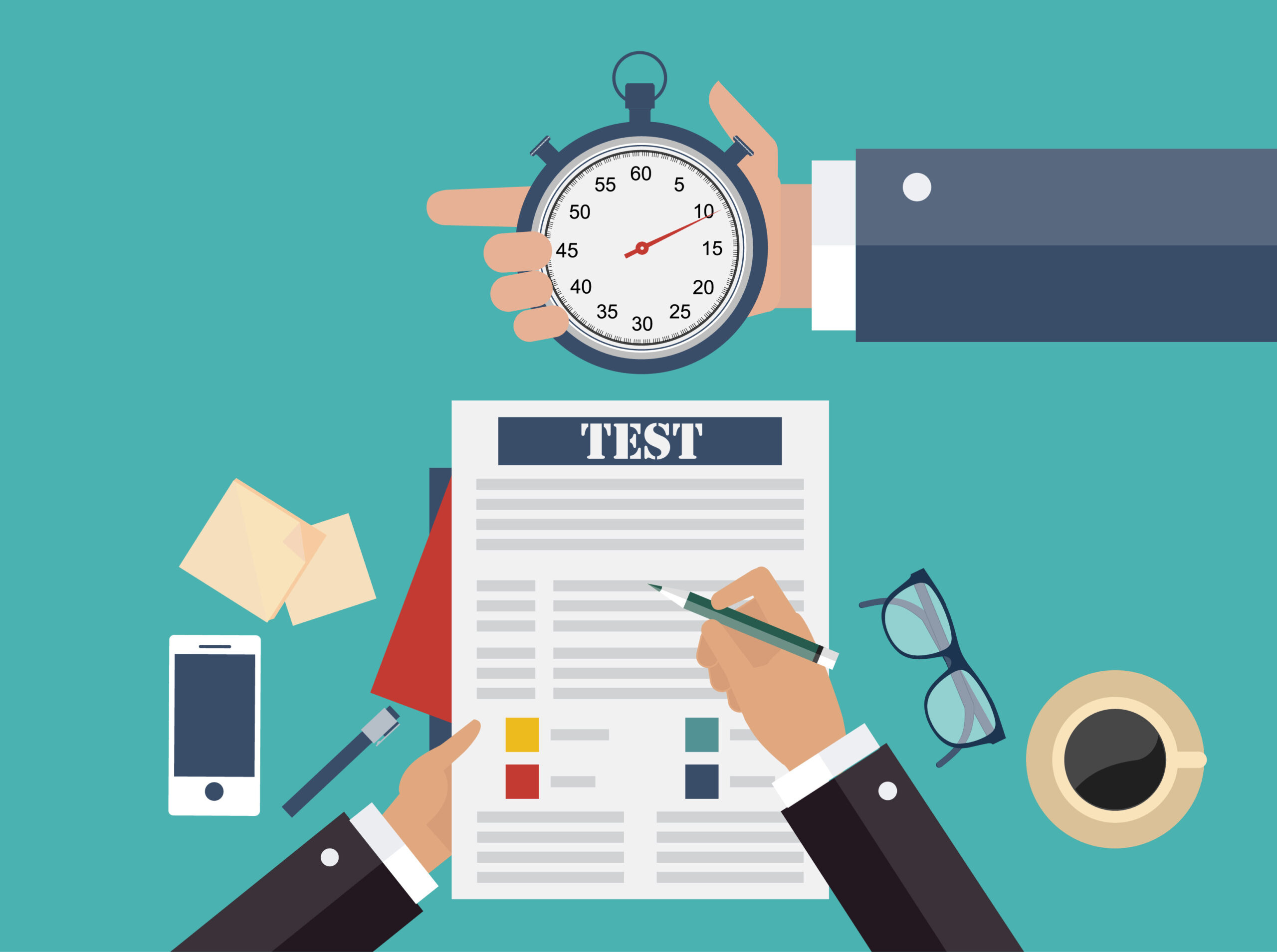 test tuyển dụng
