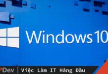Fixed – Không Mở Được Start Menu Trên Windows 10