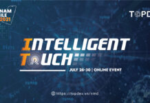 Vietnam Mobile Day 2021 - Intelligent Touch