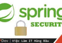 Custom authentication filter đăng nhập không cần password trong Spring Security