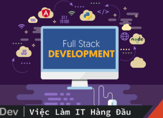 Full Stack Developer là gì?