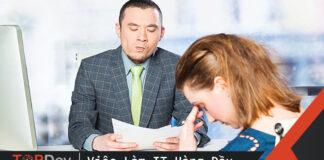 làm gì khi trượt phỏng vấn