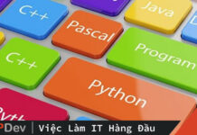 Những ngôn ngữ lập trình phổ biến nhất hiện nay