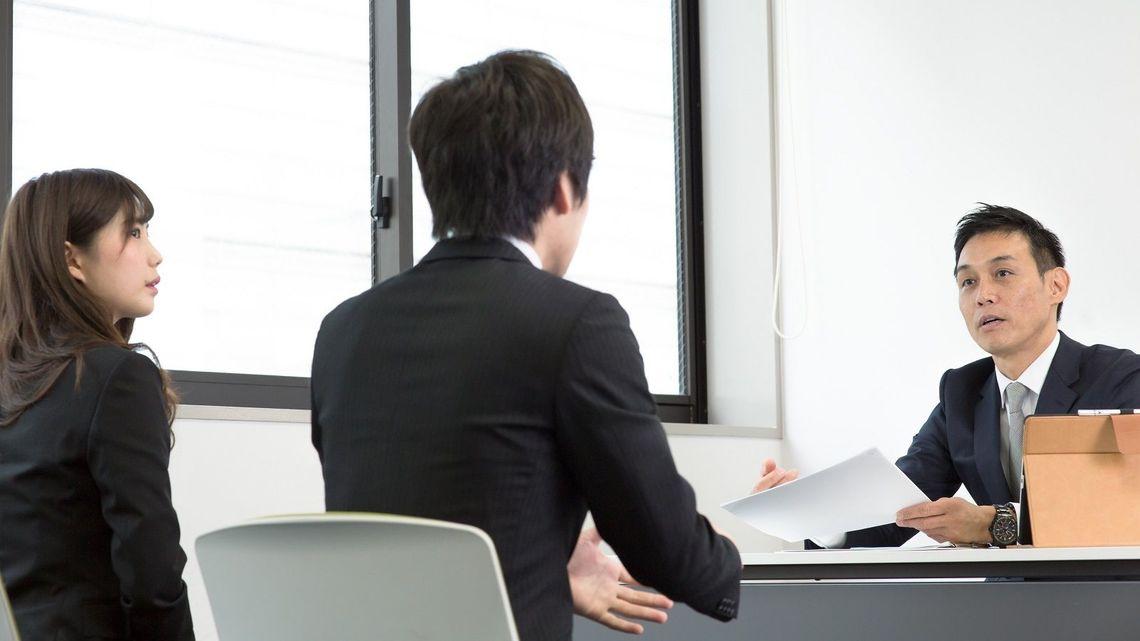 phỏng vấn với người Nhật