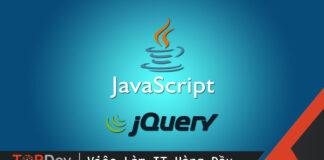 javascript jquey