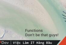 viết function