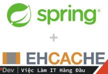 Caching vs EhCache