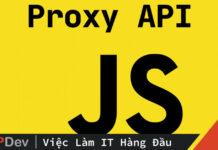 javascript proxy