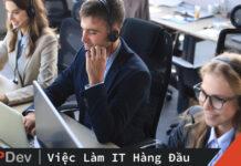 mô tả công việc IT helpdesk